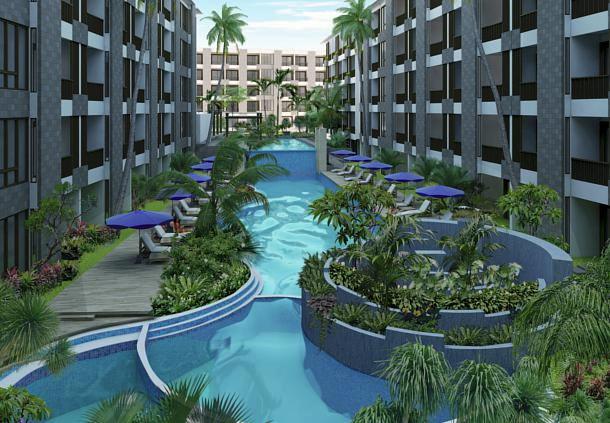 Courtyard by Marriott Bali Seminyak - Pool