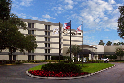 Doubletree by Hilton Orlando East - UCF Area Exterior Rendering