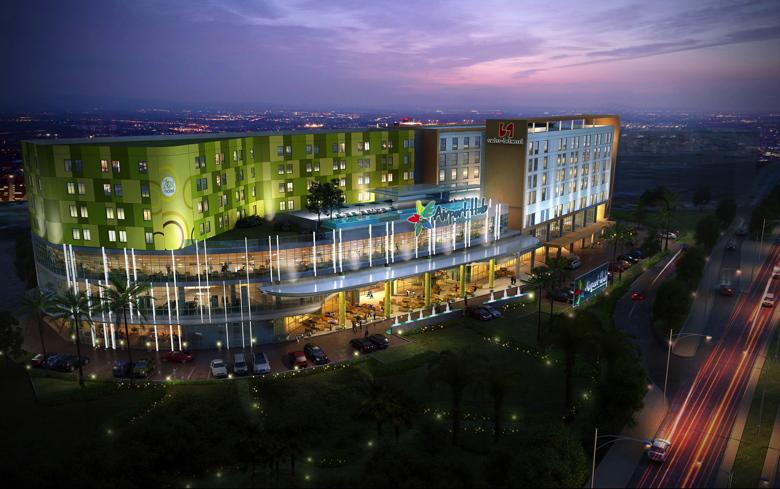 Swiss-Belinn Airport Jakarta