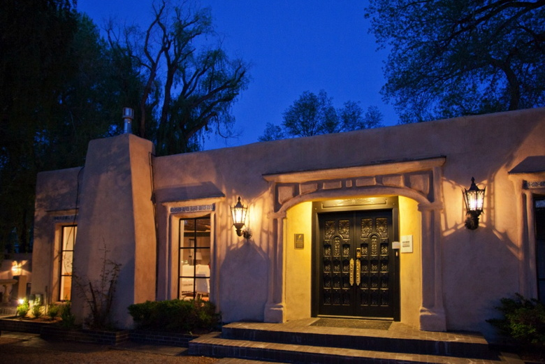 Palacio de Marquesa in Taos, New Mexico