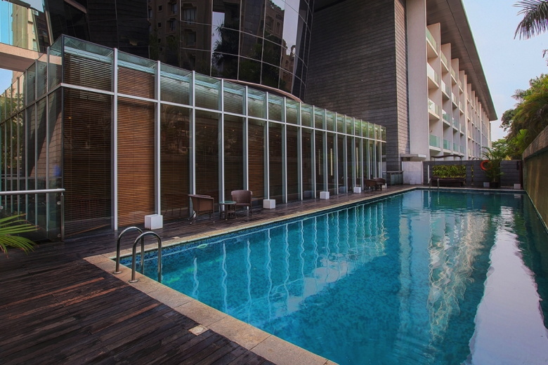 Oakwood Premier Pune Swimming Pool
