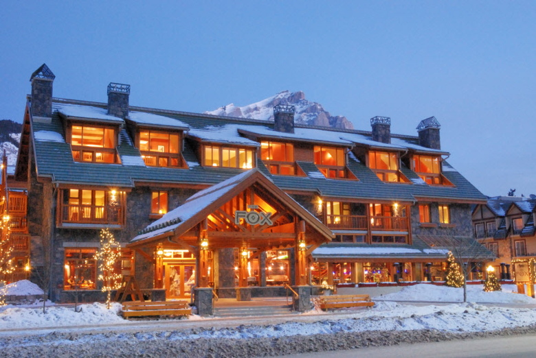 Banff Lodging Co. The Fox Hotel and Suites