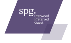 Starwood Preferred Guest® (SPG®) Logo