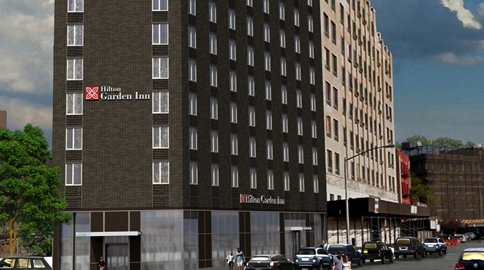 Hilton Garden Inn New York Long Island CityManhattan View Opens