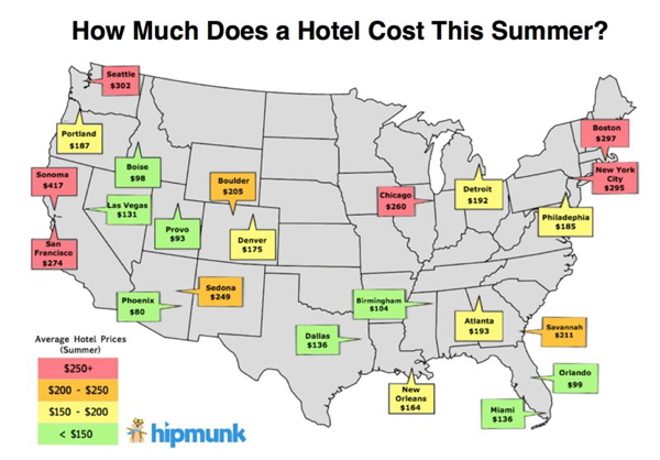 sonoma california most expensive u s cities for hotels this summer htrends mobile edition. Black Bedroom Furniture Sets. Home Design Ideas