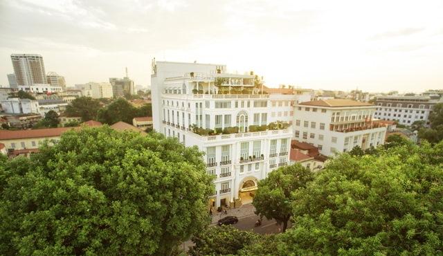 Apricot Hotel in Hanoi