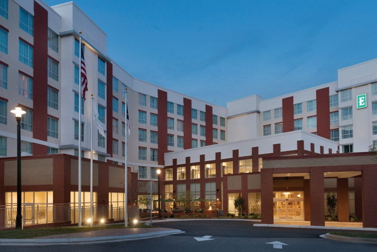 Embassy Suites Charlotte Ayrsley Opens In North Carolina