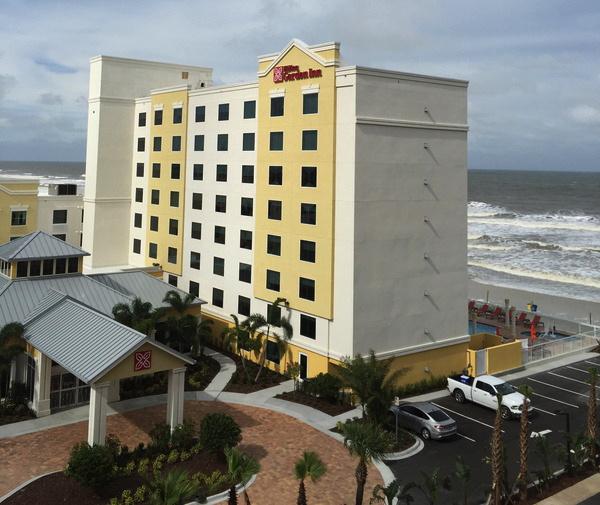 Hilton Garden Inn Daytona Beach Oceanfront Opens Hospitality Trends