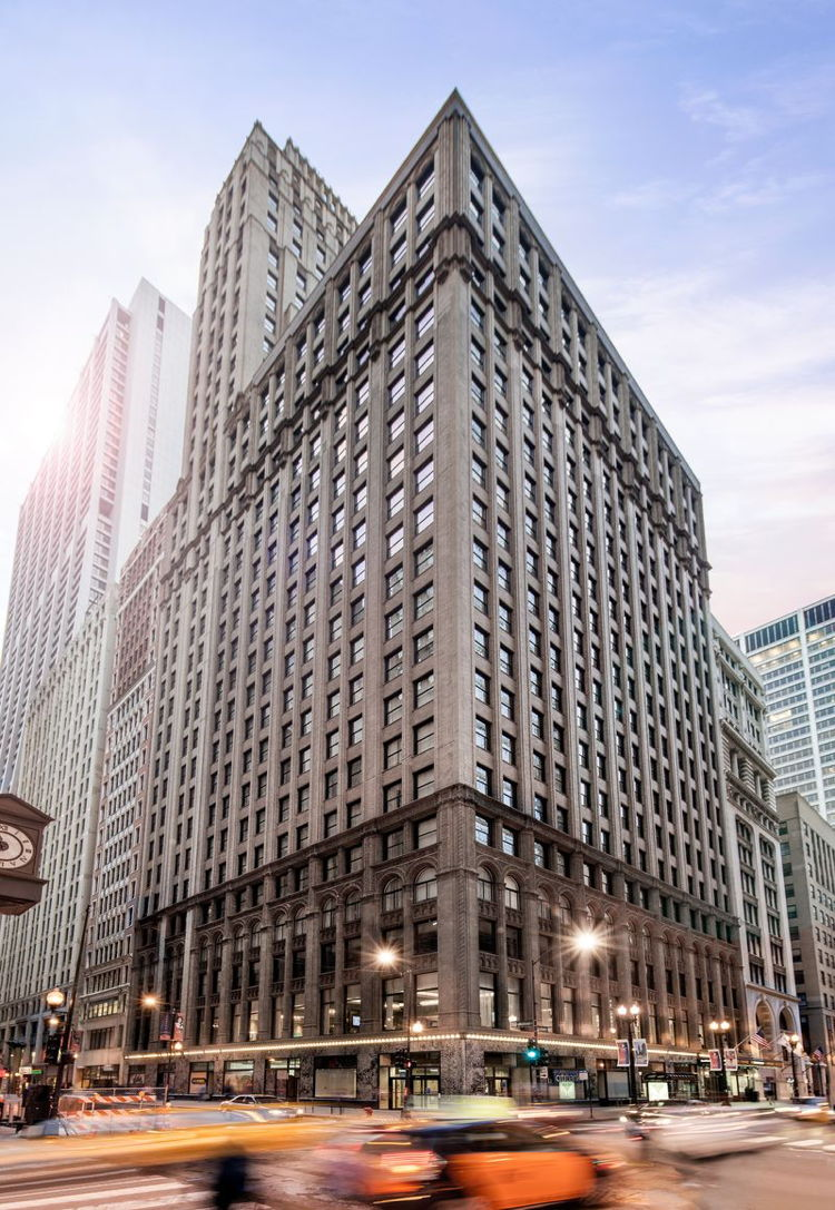 Residence inn by marriott opens largest and milestone for The hotel chicago downtown