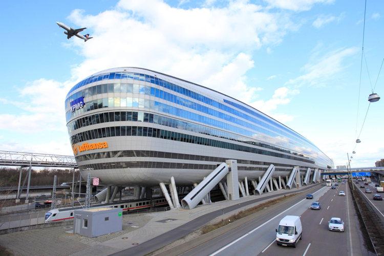 Frankfurt Sheraton Airport Hotel Germany