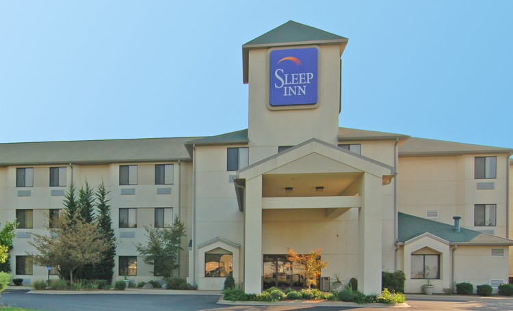 Sleep Inn Henderson, KY