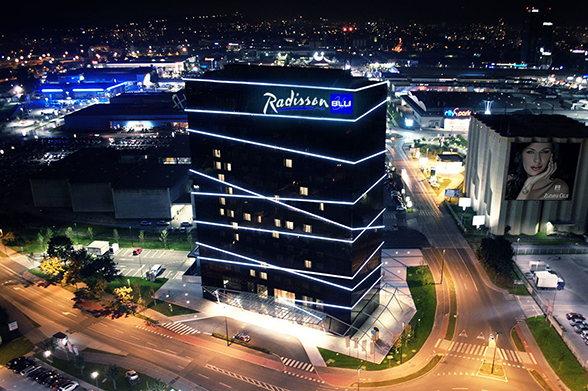 Radisson Blu Plaza Hotel Ljubljana
