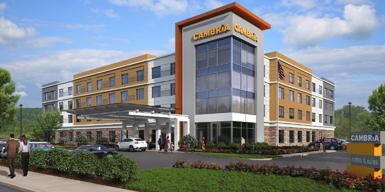 Cambria Hotel  U0026 Suites To Open In Late 2016 In Mcallen  Tx