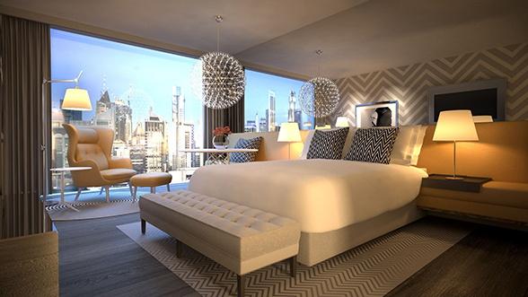 Radisson blu launches new interior design program for its for Hotel program design