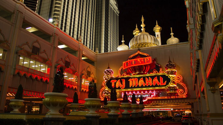 Trump Taj Mahal Casino Hotel