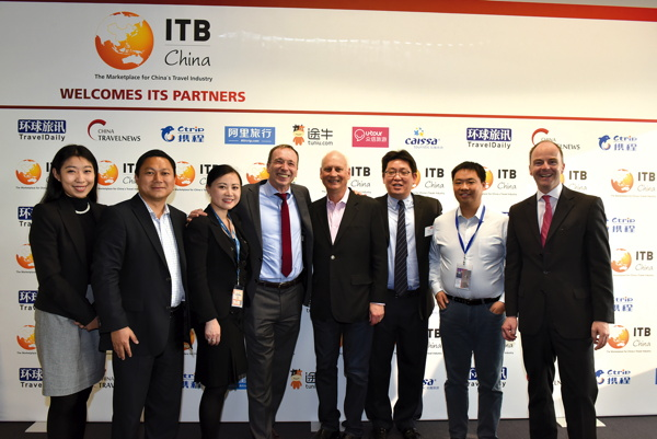 ITB China contract signing