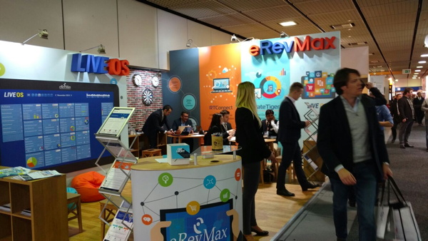 eRevMax Stand at ITB