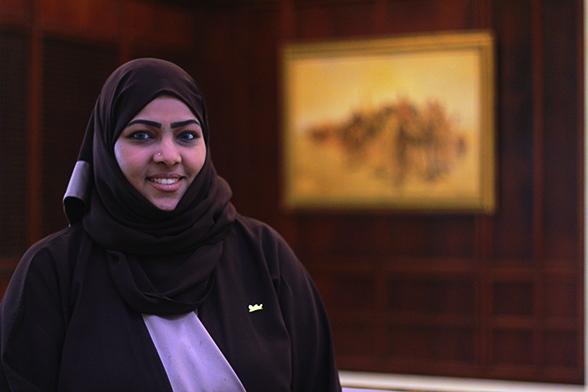 Monera Ali Abdullah Al Nowiser - General Manager - Radisson Blu Hotel, Jeddah