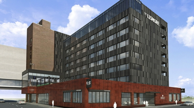 Rendering Of The Lismore Hotel Eau Claire A Doubletree By Hilton