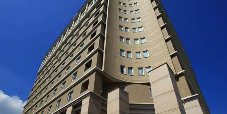 Hotel JAL City Haneda Tokyo - Exterior