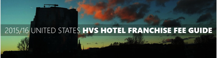 Image from 2015/16 U.S. Hotel Franchise Fee Guide