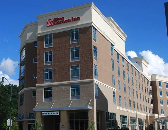 hilton garden inn opens 700th hotel in downtown asheville. Black Bedroom Furniture Sets. Home Design Ideas