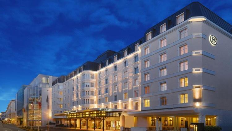 Sheraton Salzburg Hotel - Exterior