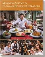 Cover - Managing Service in Food and Beverage Operations
