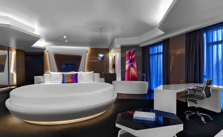 Suite at W Dubai Hotel