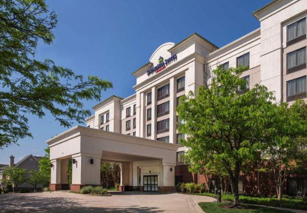 SpringHill Suites Gaithersburg - Exterior