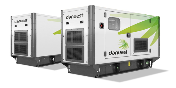 Two Danvest generators