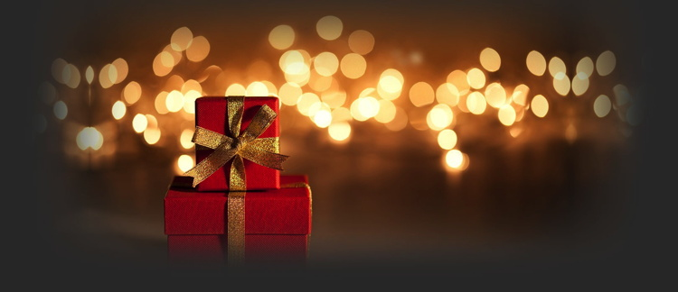 A christmas gift - source ICSC