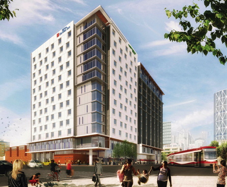 Hilton Worldwide Opens New Dual Brand Property In Calgary Hotel News Resource Mobile Edition