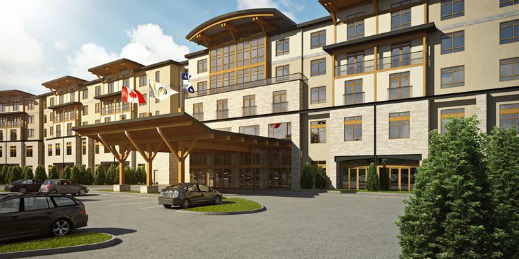 Valcartier Hotel