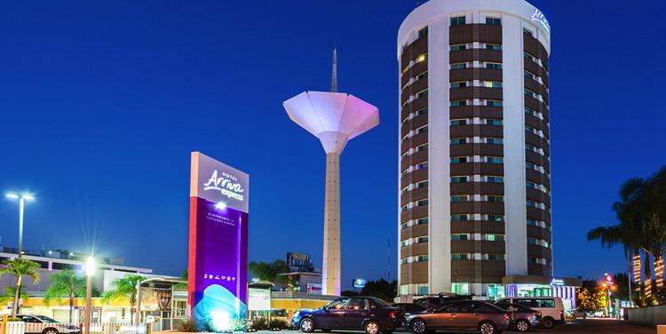 Hotel Arriva Express Guadalajara Plaza Del Sol