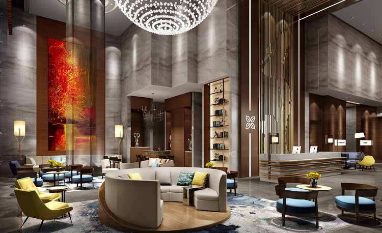 Hilton Garden Inn Hong Kong Mongkok Hotel - Lobby