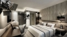 Show Rooms by JOI-Design developed at Hotelkompetenzzentrum in Munich