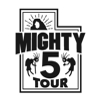 Mighty 5 Tour