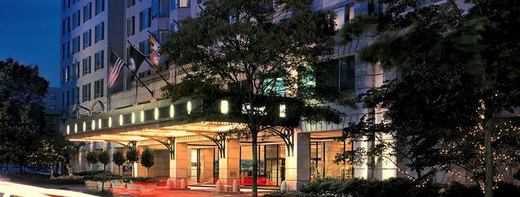 Fairmont Hotel in Washington, D.C.