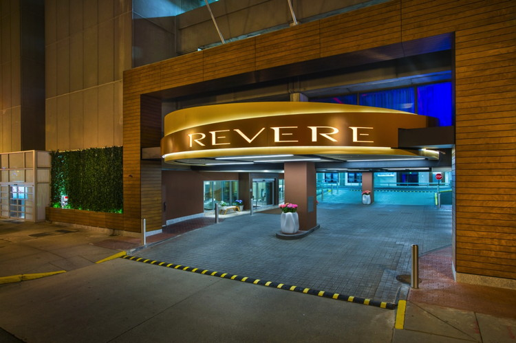 Revere Hotel Boston Common - Garage entrance