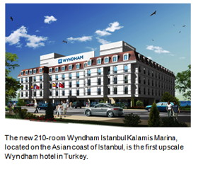 First Upscale Wyndham Hotel Opens in Turkey