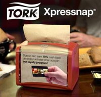 SCA, the maker of the Tork® brand of away-from-home paper products, has partnered with a national restaurant association to announce a joint study that shows how tabletop marketing increases sales at foodservice establishments.