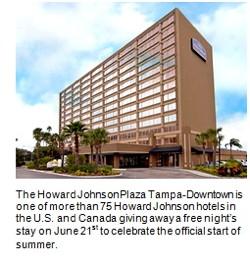 Howard Johnson Plaza Tampa Downtown