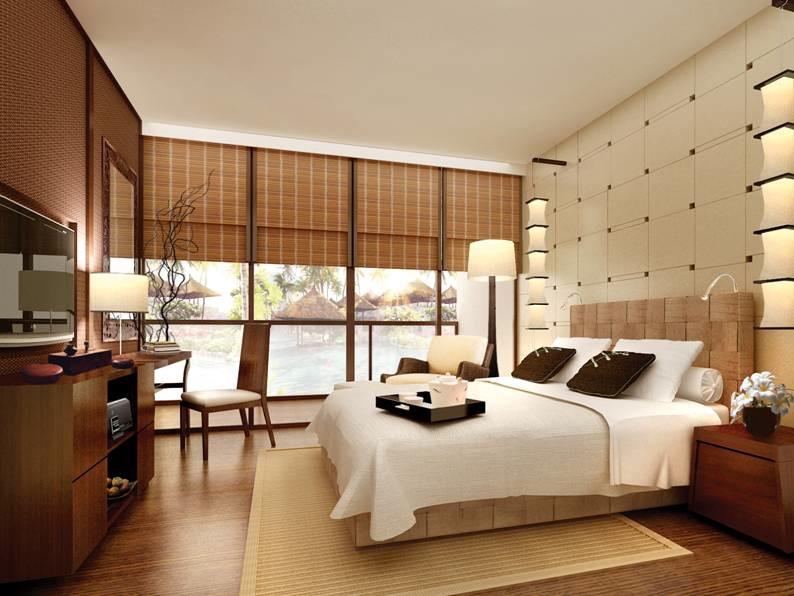 Chedi Sakala Bali - Guest Room