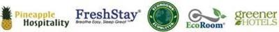 Logos Pineapple Hospitality Brands