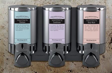 Pharma AVIVA III Chr SS Dispensers