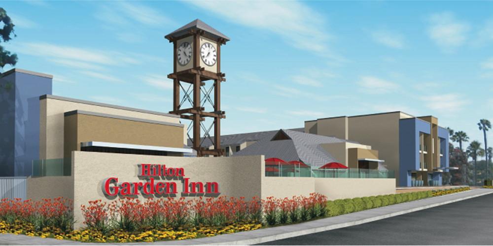 hilton garden inn opens in marina del rey california - Hilton Garden Inn Marina Del Rey