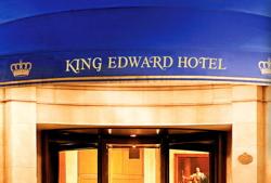 King Edward Hotel Toronto - Source King Edward Hotel