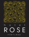 Hotel Rose Portland - Logo