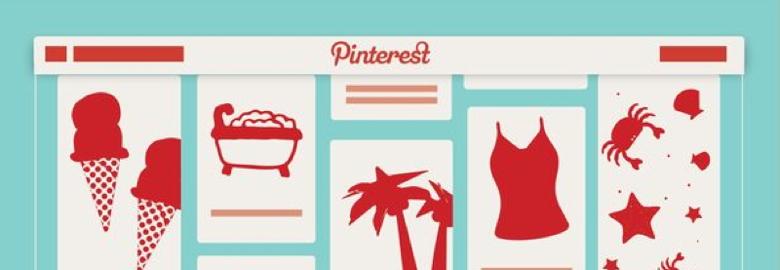 Screenshot Four Seasons Pinterest